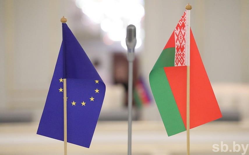 Беларусь выступает за введение в перспективе безвизового режима с Евросоюзом