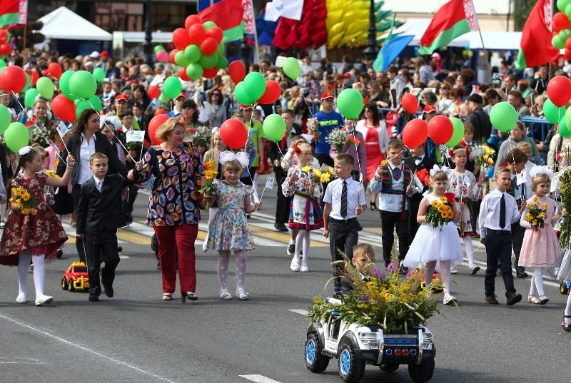 В Гродно День Независимости отметят масштабным парадом, аттракционами, мастер-классами и праздничным салютом