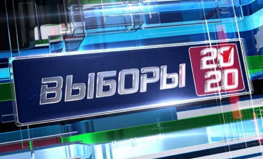 Оперативная информация о ходе выборов Президента Беларуси. Прямое включение из Центризбиркома. Данные за 18.00