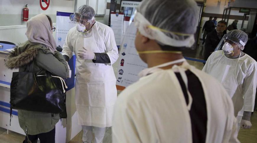 Первый случай коронавируса зарегистрирован в Афганистане