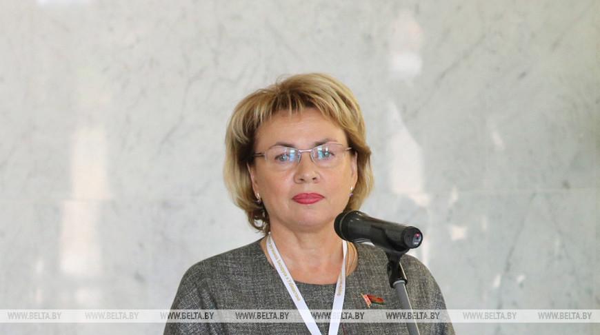 Беларусь является лидером в регионе по организации работы достижения ЦУР — Щеткина