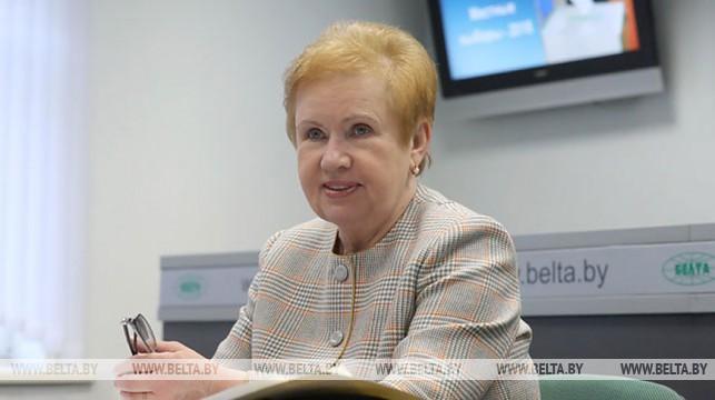 Конкурс на парламентских выборах составит более четырех человек на место — Лидия Ермошина