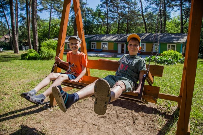 В Гродненской области в первую смену дети отдохнули в 453 оздоровительных лагерях