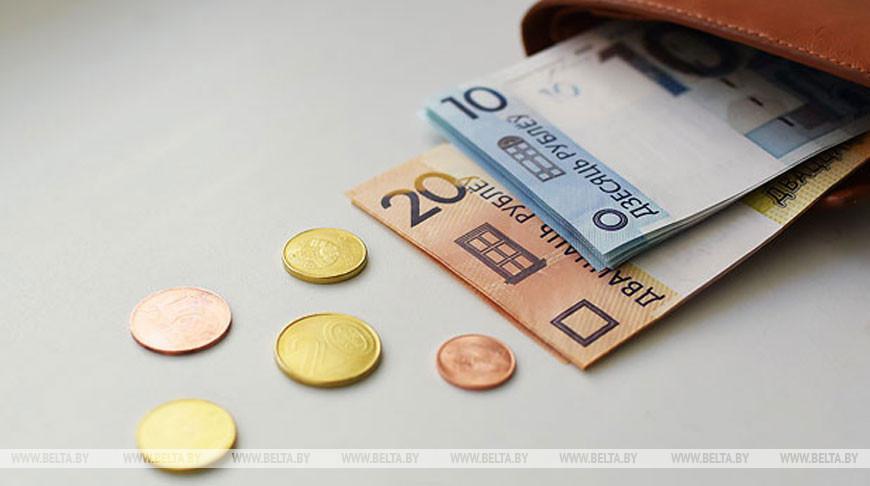 Реальные денежные доходы белорусов в январе-августе выросли на 6,8%