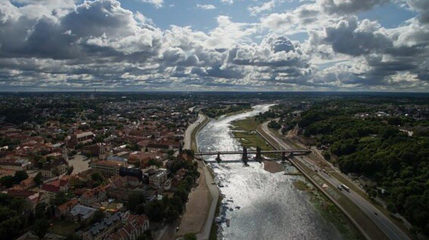Судоходство по Неману от Каунаса до границы с Беларусью планируют возобновить в течение 5 лет