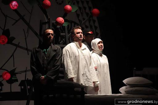 Гродненский драмтеатр открывает доступ к своим спектаклям в формате онлайн (Видео)