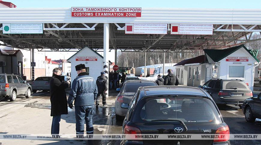 Транспортный поток через белорусско-литовскую границу в январе-ноябре увеличился на 10%