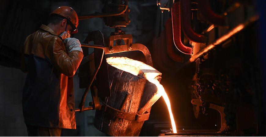 Александр Лукашенко: металлургия была и остается делом сильных, трудолюбивых и стойких духом людей