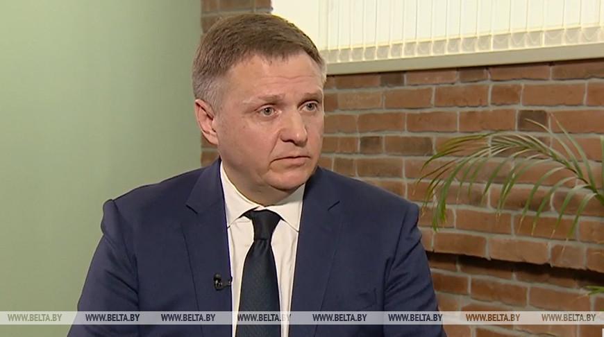 Александр Червяков о решении не закрывать предприятия во время пандемии: это спасло нашу экономику