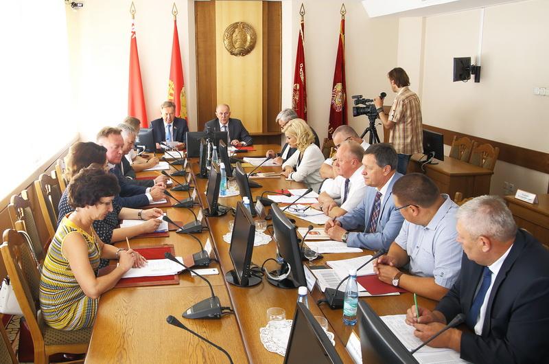 На Гродненщине сформированы областная и окружные избирательные комиссии