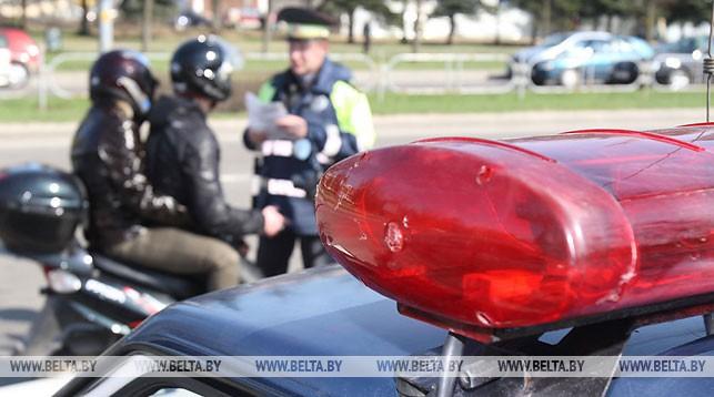 Единый день безопасности 26 апреля посвятят предупреждению ДТП с мототранспортом