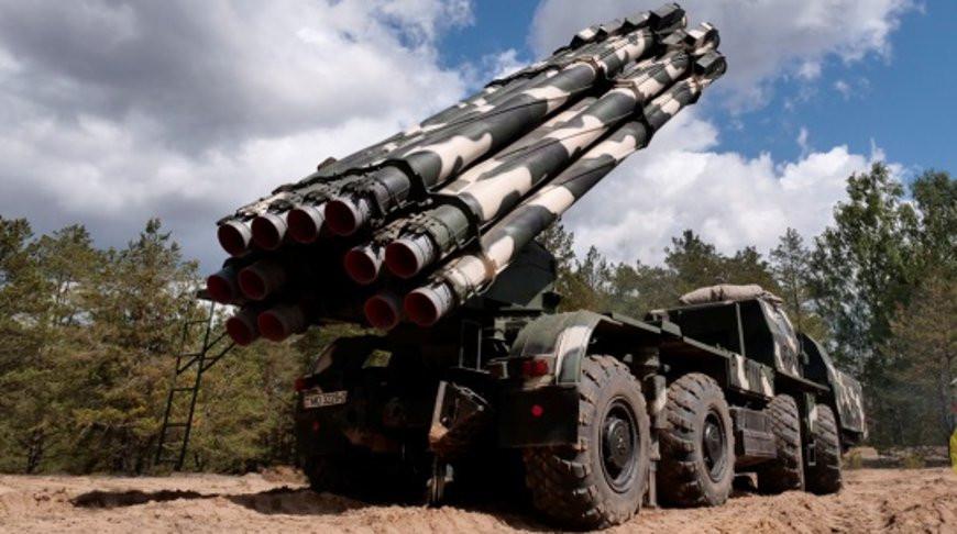 На Гродненском тактическом направлении завершилось комплексное тактическое учение со сводной группировкой войск