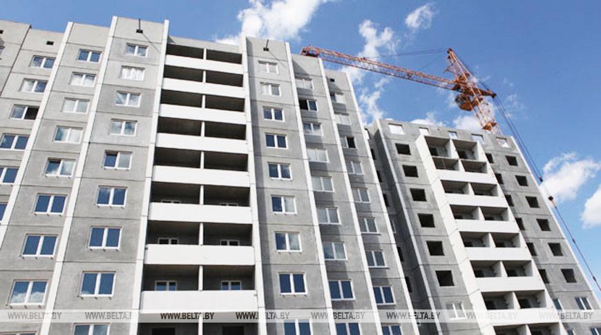 В Гродненской области в 2019 году построят жилье для 1,3 тыс. многодетных семей
