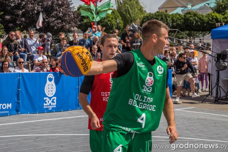 Зрелищный спорт и мастер-классы от участников Единой лиги Европы. В Гродно пройдет Рождественский фестиваль по баскетболу 3х3