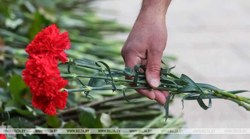 Эстафета «Беларусь помнит. Помним каждого» стартует 5 мая