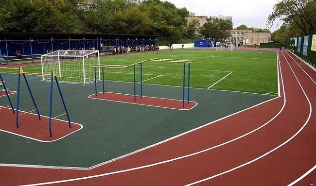 В гимназии №2 г. Гродно построят современный стадион