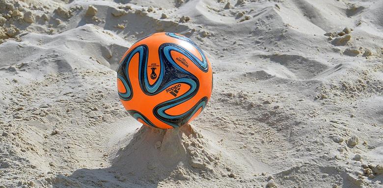 В Гродно пройдет второй тур чемпионата Республики Беларусь по пляжному футболу
