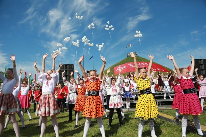 Концерты, интерактивные площадки и праздничный салют. Как в Гродно отпразднуют День Победы