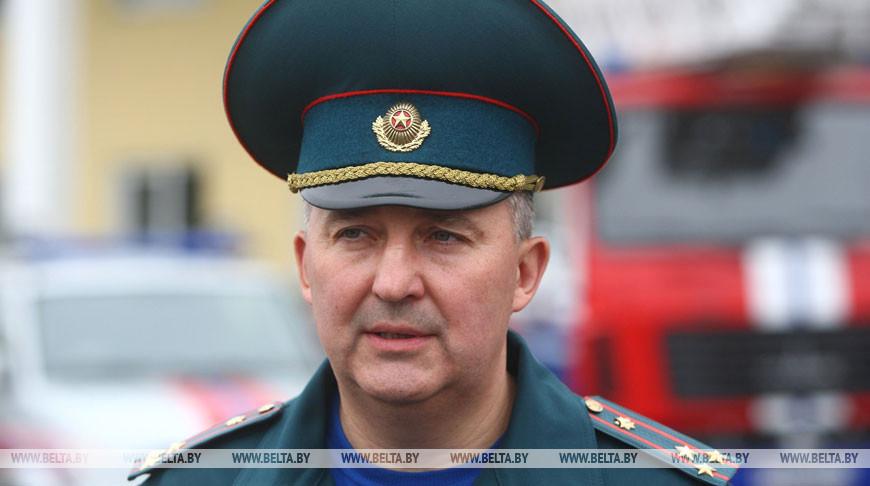 Сергей Шпарло назначен начальником Департамента по ликвидации последствий катастрофы на ЧАЭС