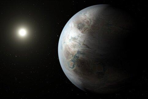 Найден крупнейший двойник Земли