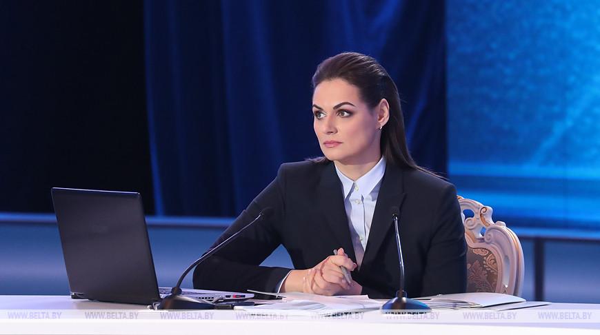 Наталья Эйсмонт рассказала о причинах поручения Александра Лукашенко пригласить в Беларусь специалистов ВОЗ