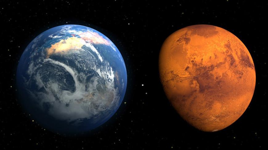 Марс подойдет к Земле на самое близкое расстояние за 15 лет. Опасно ли это?
