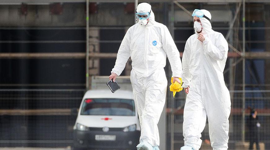 В России за сутки выявили 6615 заразившихся коронавирусом