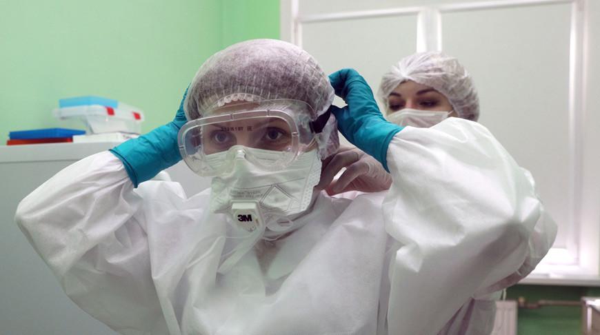 Ковидные надбавки за октябрь получили более 71 тысячи работников здравоохранения