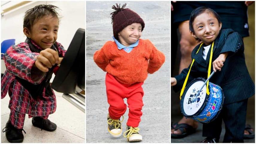 Ушел из жизни самый маленький человек в мире