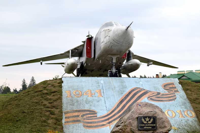 В Волковысском районе прошел праздник «Под крылом самолета», посвященный Дню авиации