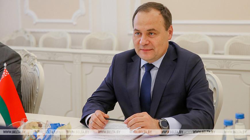 Беларусь предлагает провести заседание Евразийского межправсовета 17 июля в Минске