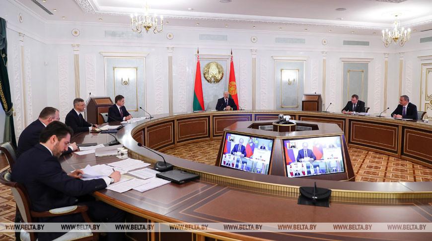 Тема недели: Участие Александра Лукашенко в саммите ЕАЭС