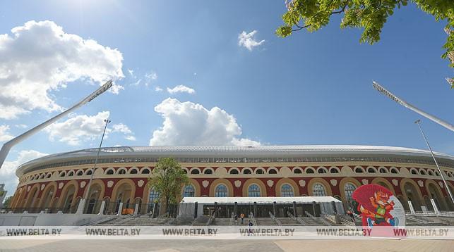 Генеральная репетиция церемонии открытия II Европейских игр состоится 19 июня