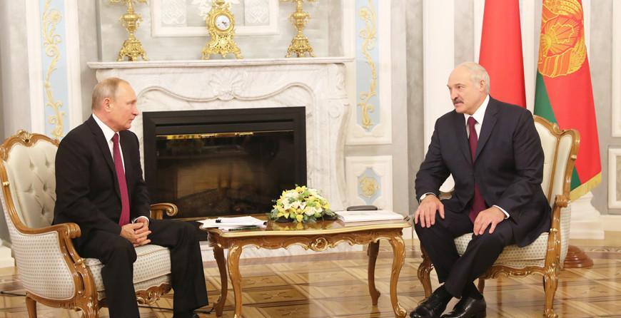 Александр Лукашенко и Владимир Путин встретятся 9 сентября в Москве