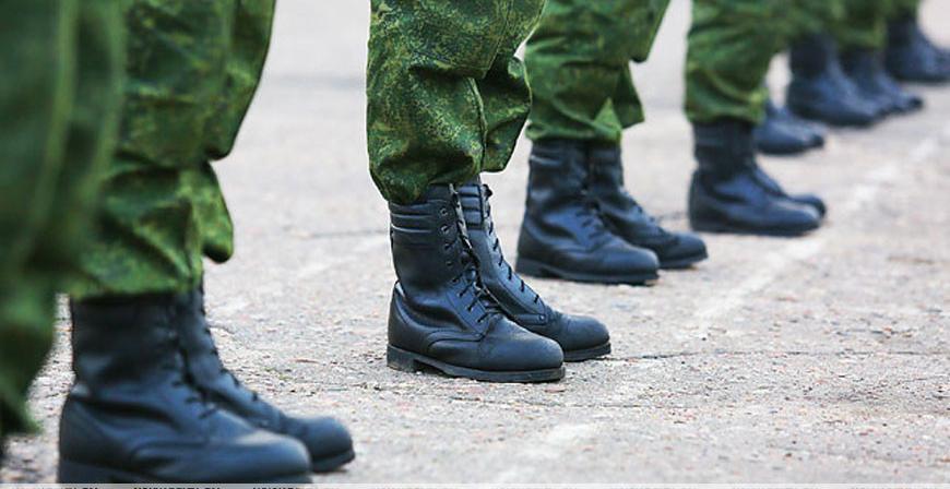Александр Лукашенко подписал указ о призыве на срочную военную службу в феврале-мае
