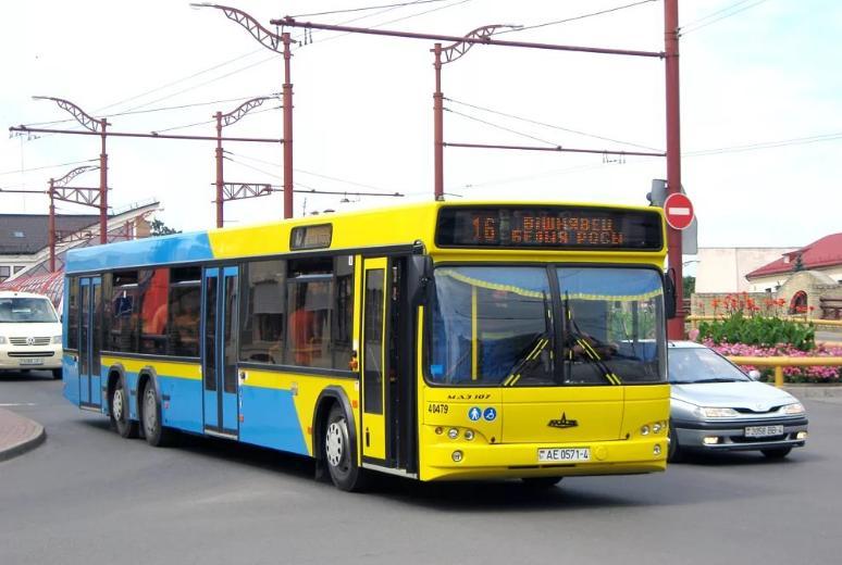 2-7 июня в Гродно будет запрещено движение по улице 17 сентября