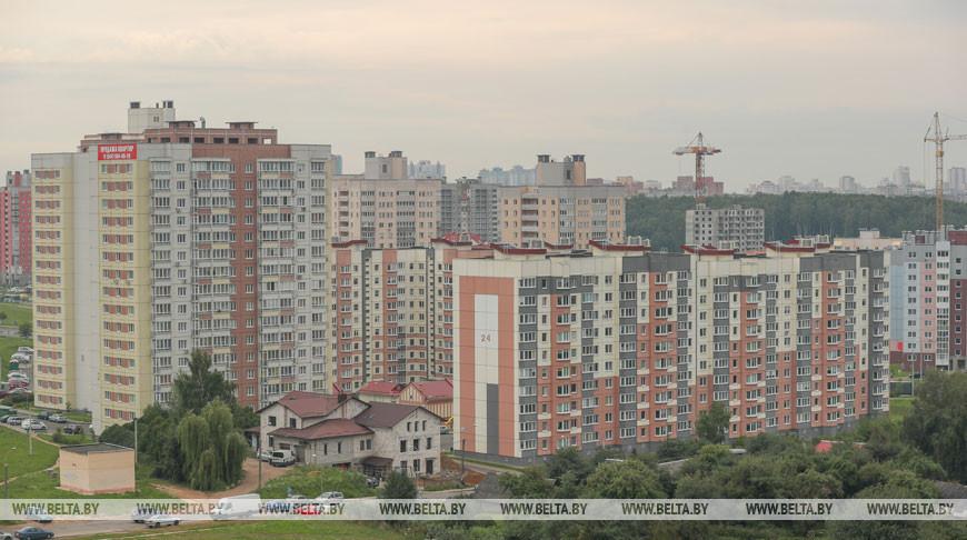 Реестр адресов Беларуси пополнился более чем на 9 тыс. объектов