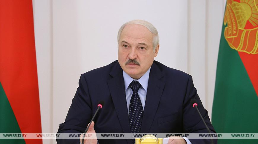 Александр Лукашенко: белорусы голосовали за мир и порядок в стране, и мы обязаны выполнить этот наказ народа (Обновлено)
