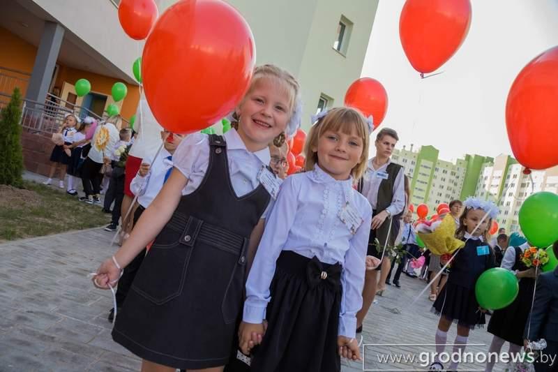 Более миллиона школьников приступят к занятиям 1 сентября
