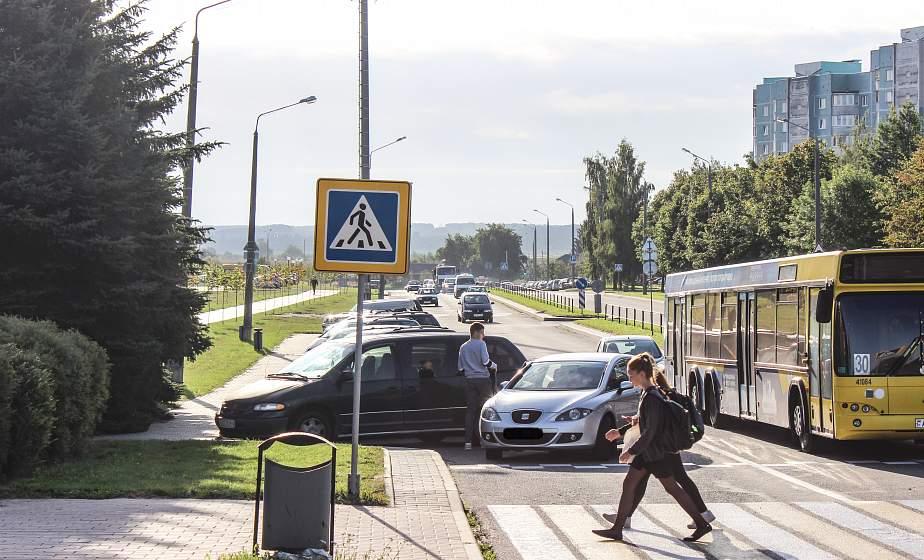 «Взрослые должны показывать детям пример на дорогах». ГАИ области проводит профилактическую акцию «Внимание – дети!»