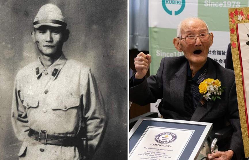 Самый пожилой житель планеты умер в Японии