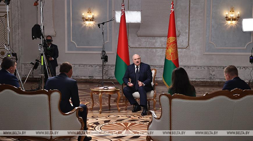 Александр Лукашенко: я не позволю разрушить то, что создавалось в Беларуси поколениями людей