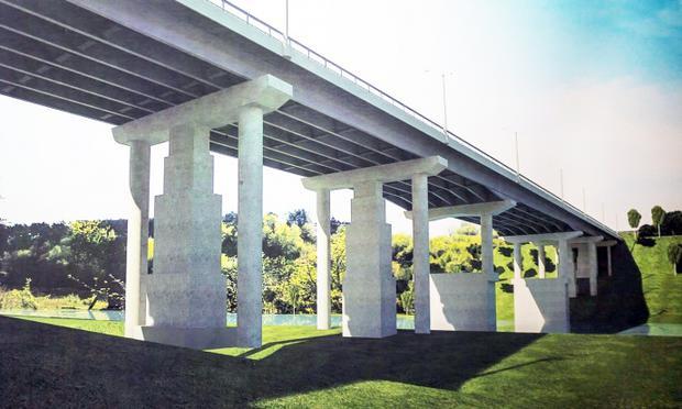 Большое кольцо вокруг Гродно. Начались работы на его главном участке у бывшего ж/д моста