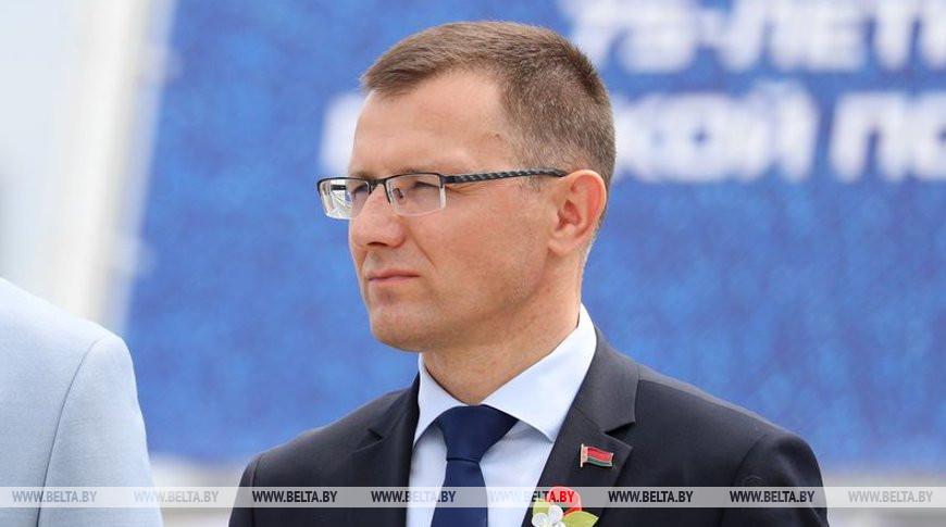 Андрей Кунцевич: белорусские студотряды — признанный молодежный бренд
