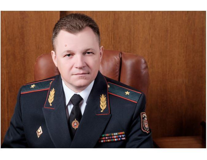 Начальник УВД Гродненского облисполкома Вадим Синявский: «Необходим конструктивный диалог. Но точно не на улице»