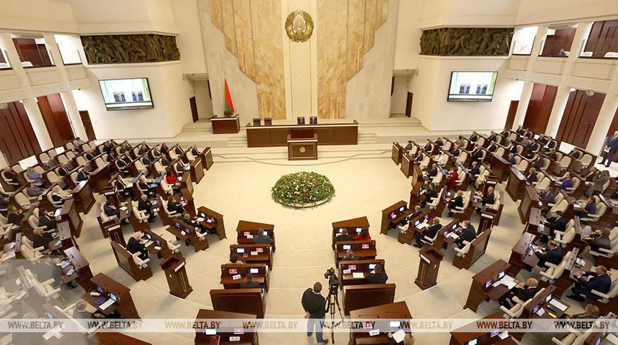 Палата представителей дала согласие на назначение Романа Головченко премьер-министром