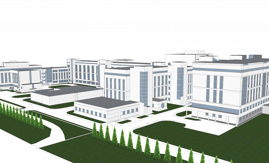 В сентябре в Гродно начнется строительство онкодиспансера на 300 коек