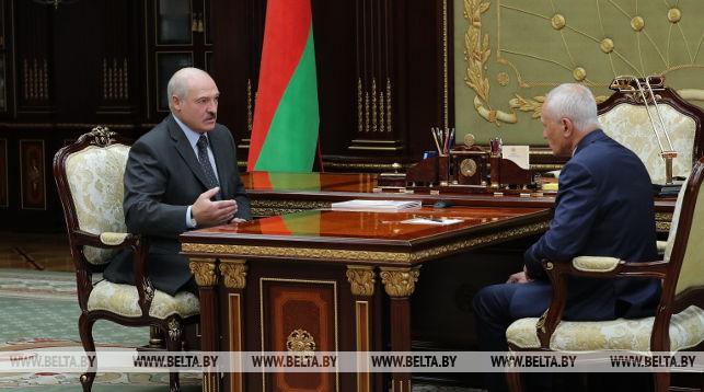Александр Лукашенко: мы с Путиным договорились не ломать договор о создании Союзного государства