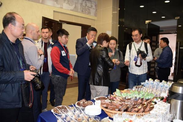 В Волковыске побывала делегация журналистов из Китая