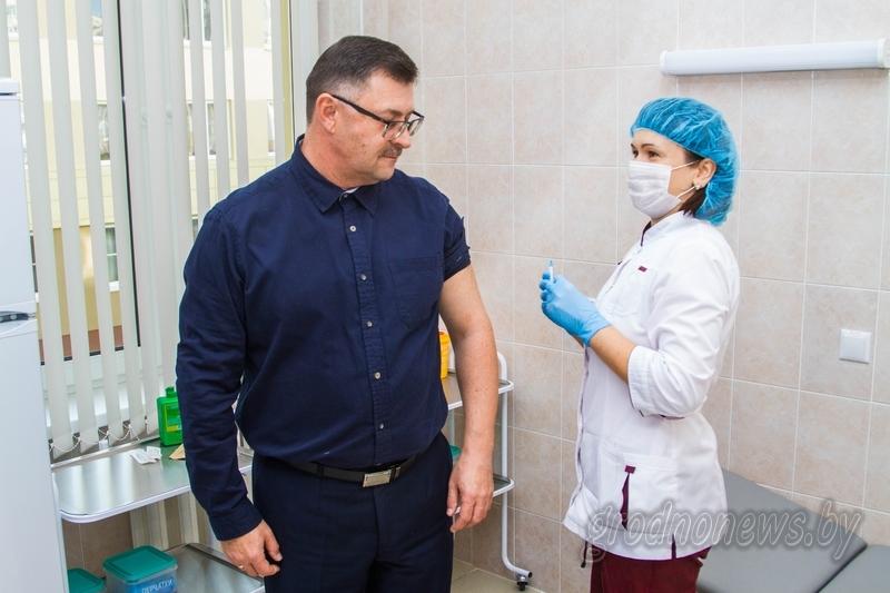 Плюс вакцина – минус грипп. В область поступила первая партия противогриппозной вакцины. Начинается прививочная кампания